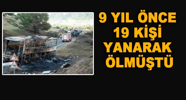 Tanker patlaması gündemde