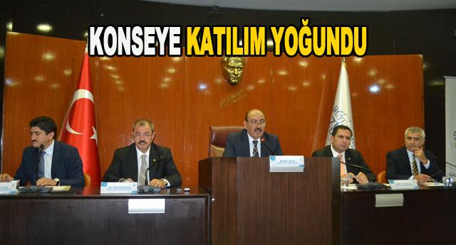 KENT KONSEYİ TOPLANDI