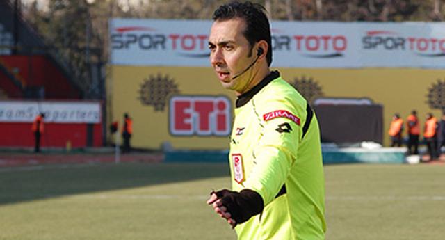 Başakşehir maçının hakemi açıklandı