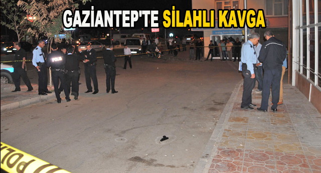 1'İ POLİS, 2 YARALI