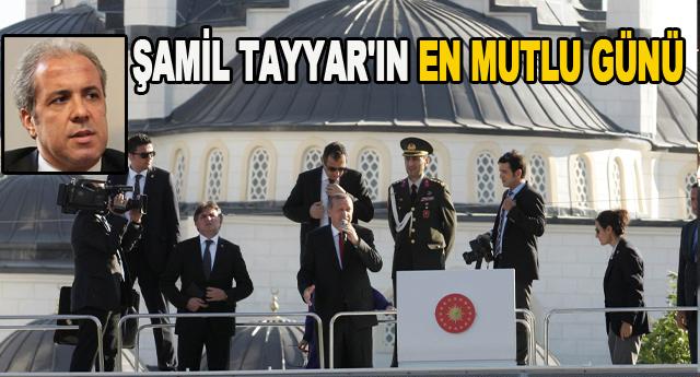 Sıdıka Tayyar camisini Cumhurbaşkanı açtı