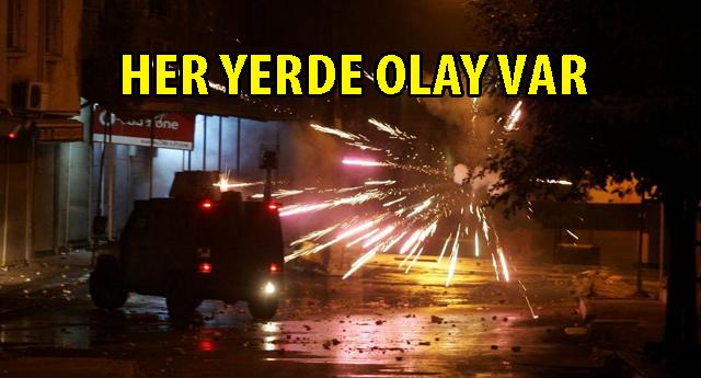 Gaziantep'te iş çığırından çıkıyor