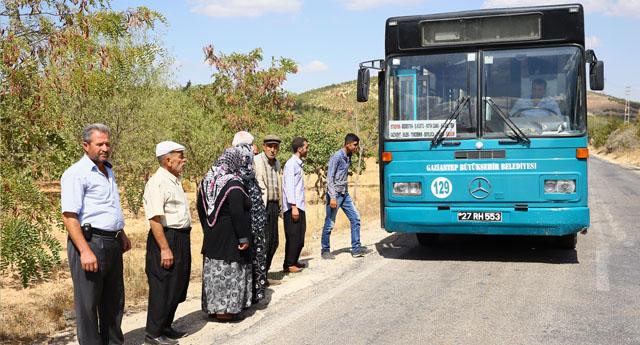 Büyükşehir'den otobüs atağı