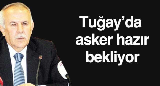 Vali Erdal Ata açıkladı