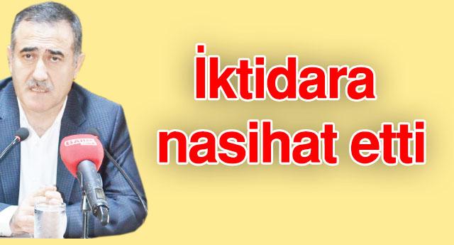 CHP''li Müftü Milletvekili Özkeş endişeli