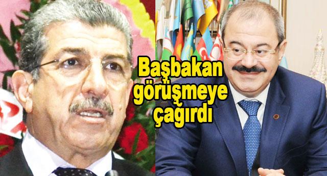 Sadece  Konukoğlu ve Küsbeoğlu konuştu