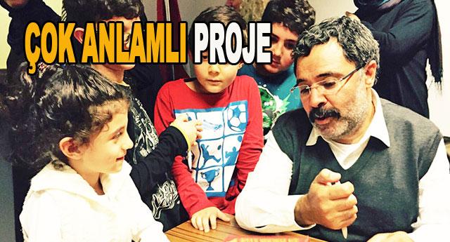 Ahmet Ümit, Antep masallarını anlattı