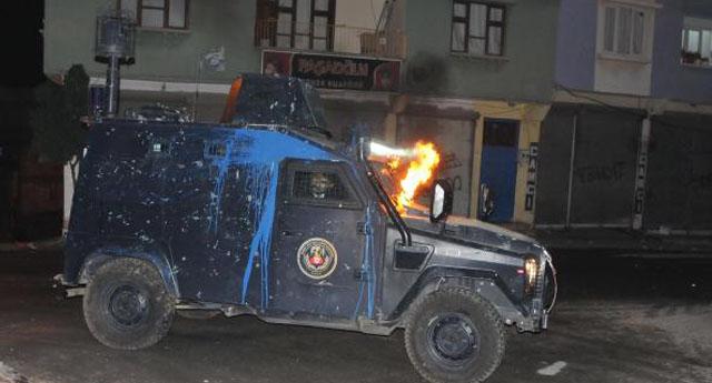 Gaziantep'te kobani gerginliği