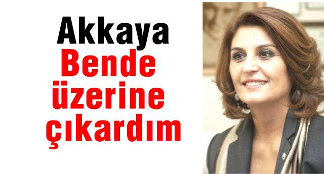 Gaziantep Turizm Derneği Başkanı Hülya Akkaya da tepkili