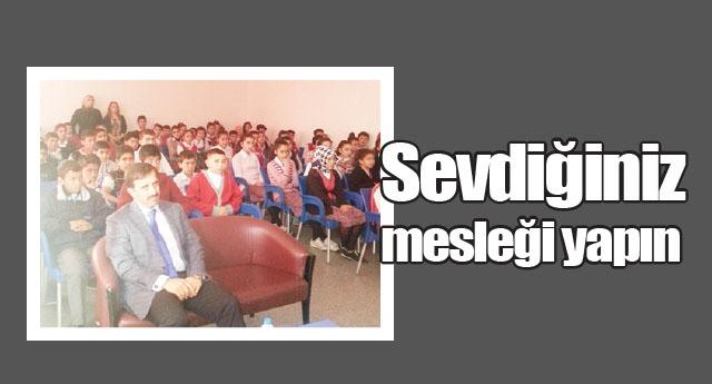 Beyhan Tahmazoğlu'ndan Öğrencilere nasihat