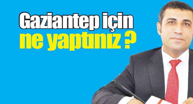 MHP'li Taşdoğan'dan Milletvekillerine sitem