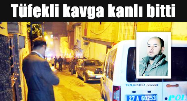 Türkmenlerde tüfekler konuştu
