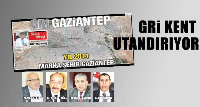 Gaziantep'in nefes alması lazım