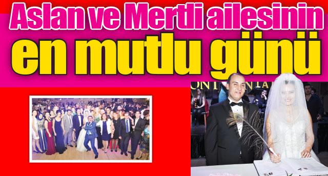 Latif Doğan'lı Düğünde doya doya eğlendiler
