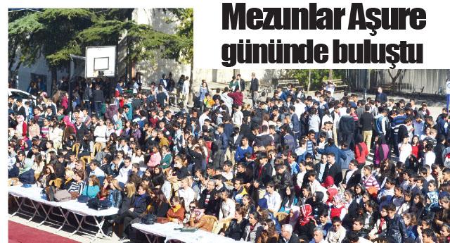 Gaziantep Lisesi Mezunları çok aktif