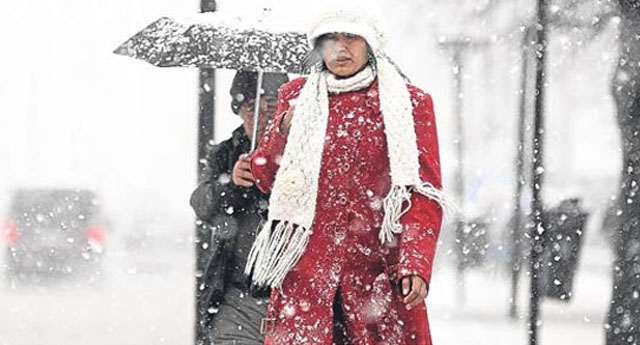 Soğuk havalara dikkat !..