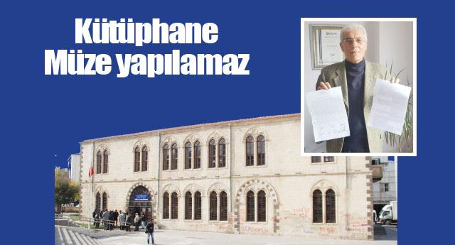 Eski Meclis üyesi Mehmet Yalçınkaya belgesiyle konuştu