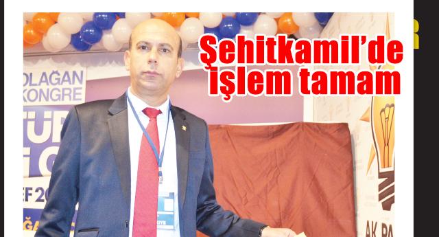 AK Parti'de Halil Uğur ile devam