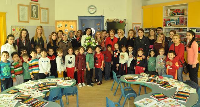 GKV'li öğretmenlerin mutlu günü