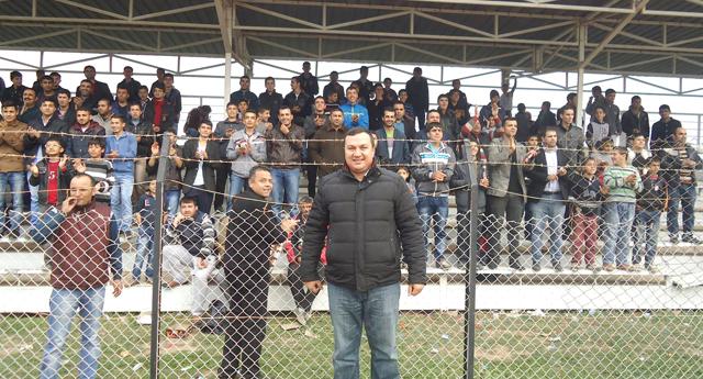 İslahiyespor'da liderlik sevinci