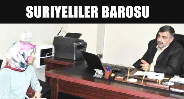 Gaziantep'te hukukçular bir çatı altında