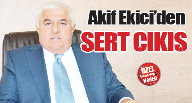CHP'nin eski milletvekili gazetemize konuştu