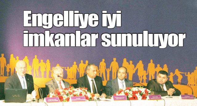 Engelsiz Kent Gaziantep paneli yapıldı
