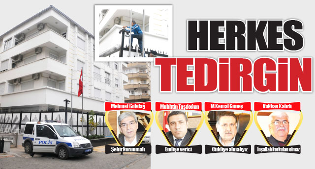 Gaziantep'in göbeğinde bomba gibi duruyor