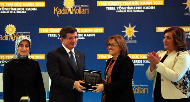 Şahin'e Başbakan'dan ödül