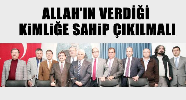 """GAÜN'DE""""ATATÜRK VE TARİH BİLİNCİ"""" KONFERANSI"""