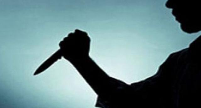 Polisi kayınbiraderi bıçakladı