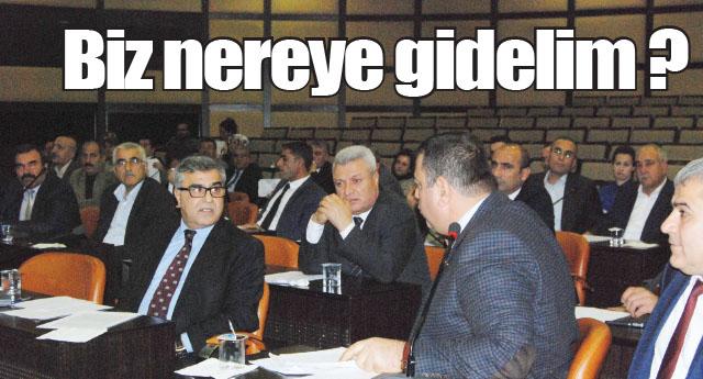 Büyükşehir Meclisinde güvenlik tartışması