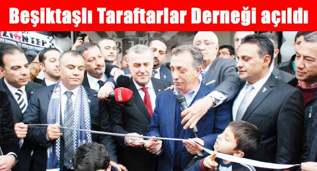 Gaziantep'te bir ilk