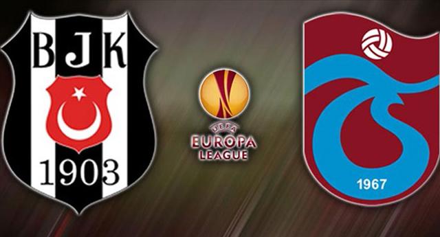 İşte Beşiktaş ve Trabzon'un rakipleri