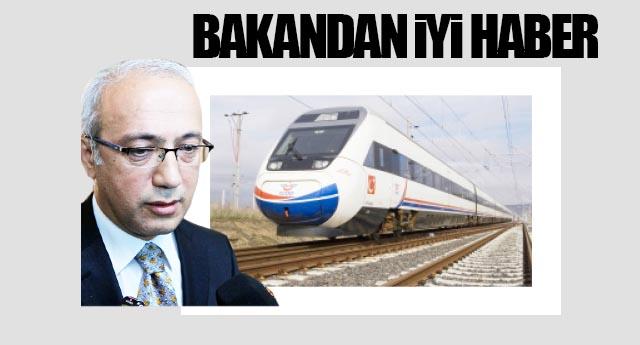 Hızlı tren yatırıma giriyor