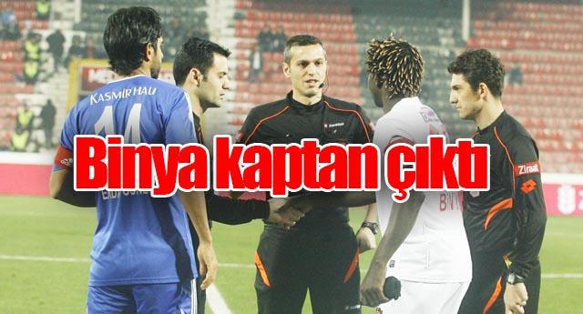Beşiktaş maçından 2 futbolcu oynadı
