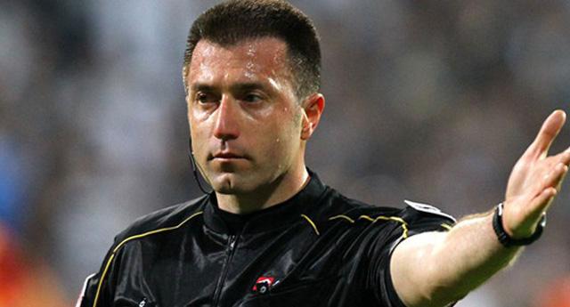 Bursa maçının hakemi açıklandı