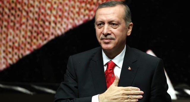 Erdoğan, Kurtuluşumuzu kutladı