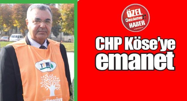 CHP'nin yeni il başkanı belli oldu