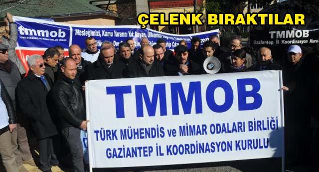 STK'lardan 'Torba Yasa' protestosu