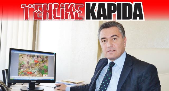 Gaziantep deprem tehlikesi içinde