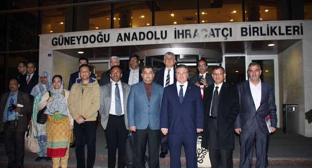Türkiye'nin üretim merkeziyiz
