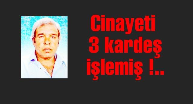 Gaziantep'i geren cinayetle ilgili flaş gelişme