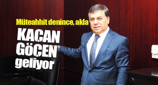 Rıdvan Köksüzer ile Gaziantep'i konuştuk