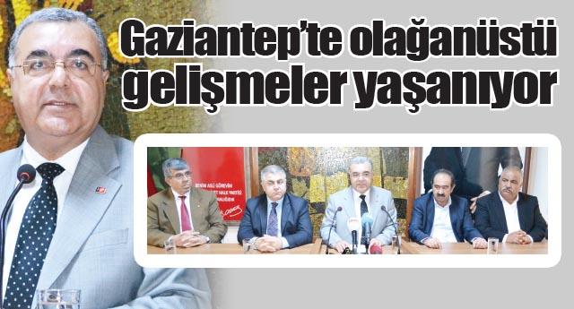Gaziantep'i sahipsiz bıraktılar