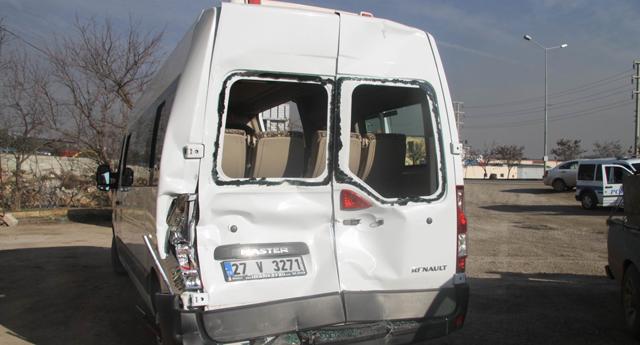 Öğrenciler kaza yaptı: 5 yaralı