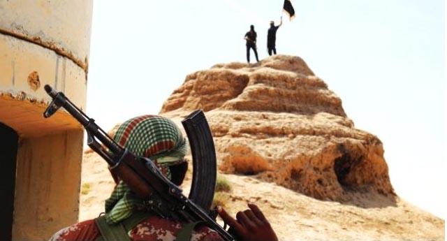 IŞİD üyesi Gaziantep'te yakalandı