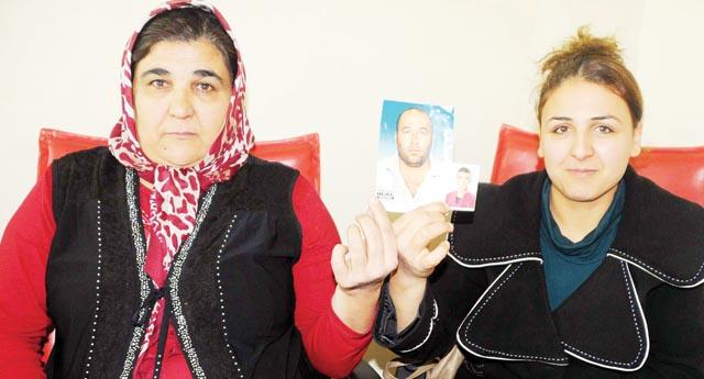 Suriye'de rehin kaldılar