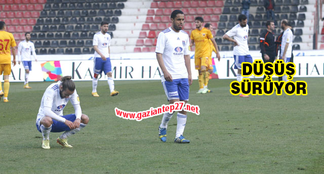 Bir darbede Kayseri'den 0 – 1