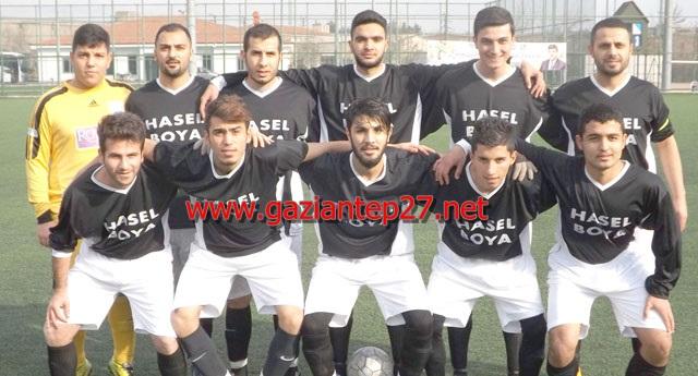 GAZİ ENGEL TANIMIYOR 1 - 0